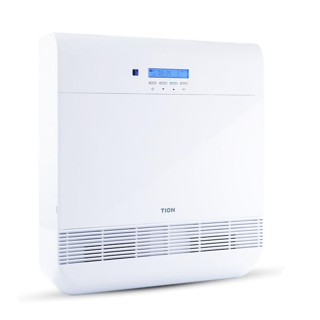 Польза приточной вентиляции Бризер Тион О2: очищение воздуха