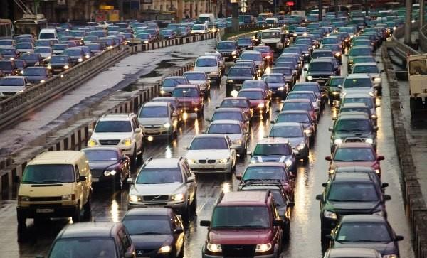 загрязнение атмосферного воздуха автотранспортом