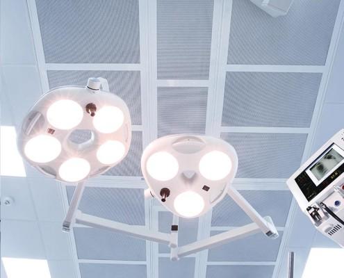 Ламинарные потолки и ячейки Тион B Lam